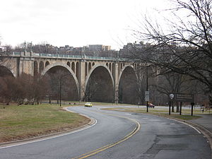 Taft Bridge - Image: Washington DC Taft Bridge