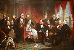Washington Irving and his Literary Friends at Sunnyside.jpg
