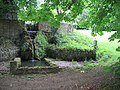 Water control at Swerford Park - geograph.org.uk - 236442.jpg
