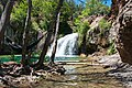 Waterfall Trail on Fossil Creek (29803545160).jpg