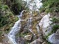 Waterfall near the convex terraces (6075089461).jpg