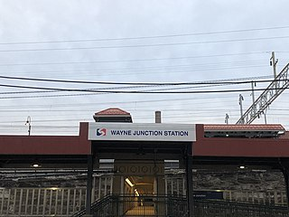 Wayne Junction station SEPTA Regional Rail station