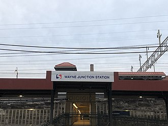Wayne Junction station - Wayne Junction station