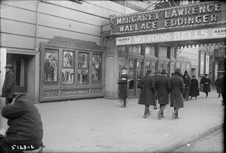 Wallack's Theatre - ''Wedding Bells'' at the Harris Theatre (1919)