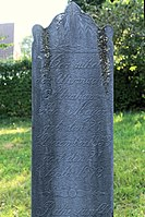 Weener - Unnerlohne - Jüdischer Friedhof 27 ies.jpg