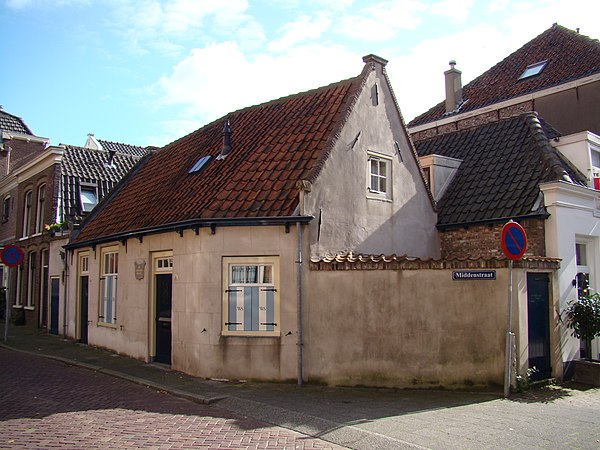 Weesp Kerkstraat 13-15 (2) 38542.JPG