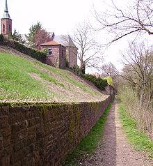 Muro de contencin Wikipedia la enciclopedia libre