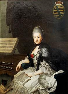 Duchess Anna Amalia of Brunswick-Wolfenbüttel Duchess of Saxe-Weimar-Eisenach