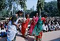 Welcome with traditional dance Kheda district Gujarat.jpg