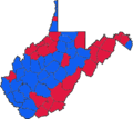WestVirginiaGubernatorialElection 2000.png