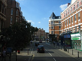 West Hampstead - Image: West Hampstead 2
