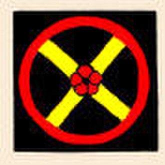 Western Command (United Kingdom) - Image: Western Command (United Kingdom) Badge