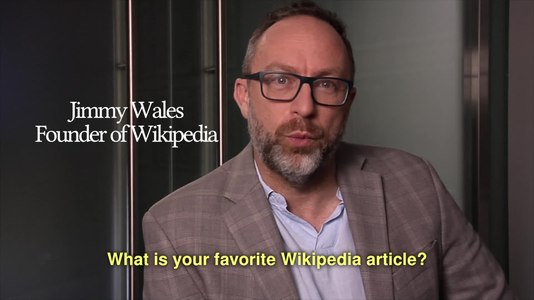 File:What is your favorite Wikipedia article?.webm