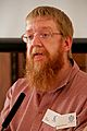 WikiConference UK 2012 - Pigsonthewing.jpg