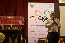 Wiki Conference India 2011-Jimmy Wales 4.jpg