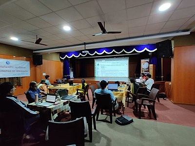 Wikisource and Wikidata training for Sanskrit Wikimedians- day 2.4.jpg