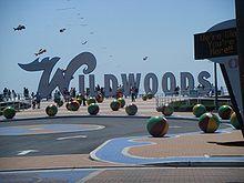 Wildwood Nj Oceanfront Hotels Near Boardwalk