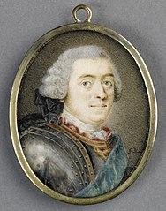 William IV (1711-51), Prince of Orange-Nassau