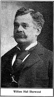 William Hall Sherwood American musician