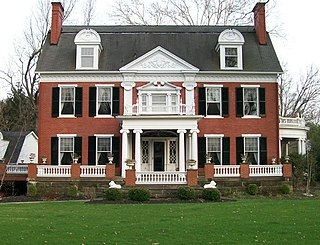 William Miles Tiernan House