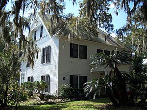 William Sherman Jennings House - Image: William Sherman Jennings House Brooksville 03