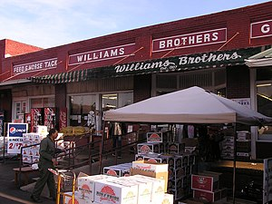 Philadelphia, Mississippi - Williams Brothers Store