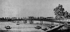 Waibaidu Bridge - Wills' Bridge