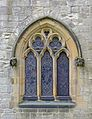 Window, St Ricarius, Aberford (25119434510).jpg