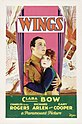 Wings is considered the first movie to win the Academy Award for Best Picture.