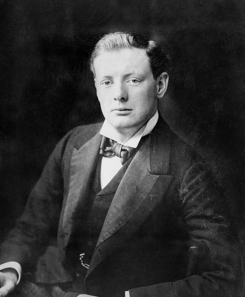 Winston Churchill 1874 - 1965 Q113382