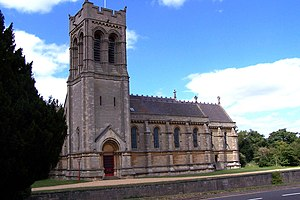 Woburn, Bedfordshire - Image: Woburn Parish Church 1