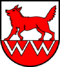Coat of arms of Wolfwil