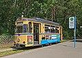 Woltersdorf tram in Rahnsdorf 01.jpg