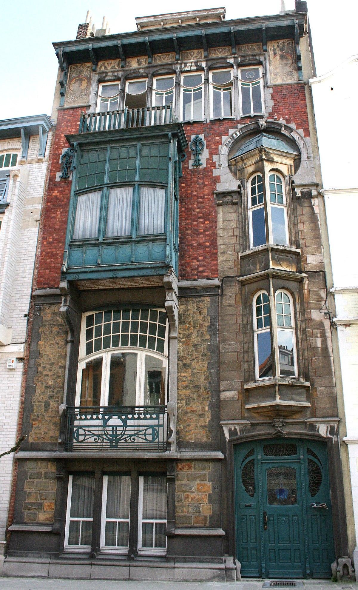 Maison frankinet wikip dia for Adresse maison communale woluwe saint lambert