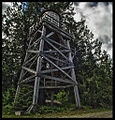 Wooden tank and tower-HDR (7352872496).jpg