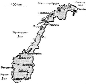World Factbook (1990) Norway.jpg