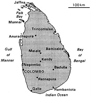 World Factbook (1990) Sri Lanka.jpg