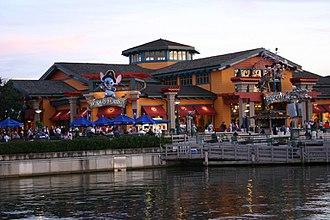 World of Disney - Florida location in February 2008