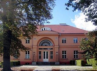 Steglitz - Steglitz Manor (Gutshaus Steglitz)