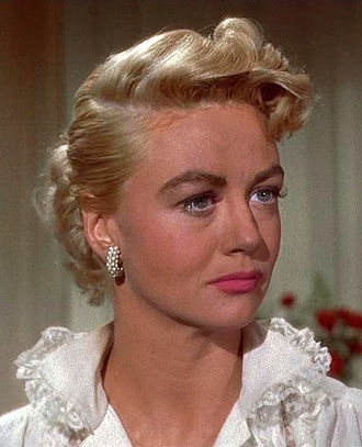 Dorothy Malone - Dorothy Malone in Written on the Wind, 1956