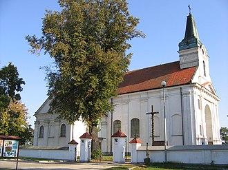 Wyszków - Church in Wyszków