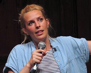Sara Pascoe - Pascoe in 2014