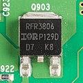 Xerox ColorQube 8570 - PCB Power Control - International Rectifier RFR3806-92520.jpg