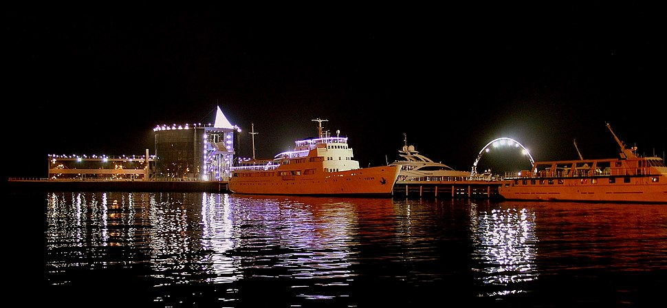 Yacht clubs in Baku