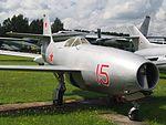 Yak-23 at Central Air Force Museum Monino pic3.JPG