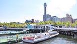 Parco Yamashita e torre marina di Yokohama