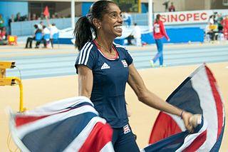 Yamilé Aldama athletics competitor