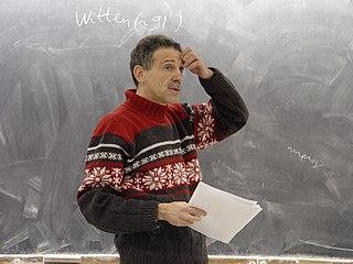 Yan Soibelman Russian mathematician