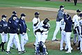 Yankees celebrate ALDS Game 5 victory 10-12-12 (5).jpeg