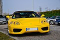 Yellow Ferrari 360 Spider in Nancy 2013.jpg
